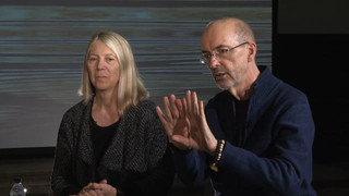Bill Viola in conversation with Clare Lilley at Yorkshire Sculpture Park