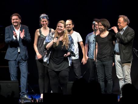 BABSEA - Preisträgerin beim ÖKB Songwriter Award