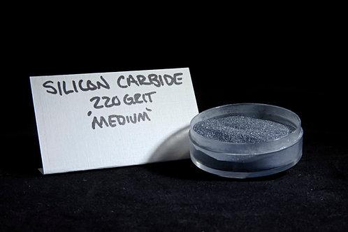 220 Grit (Silicon Carbide, Medium)-1LB