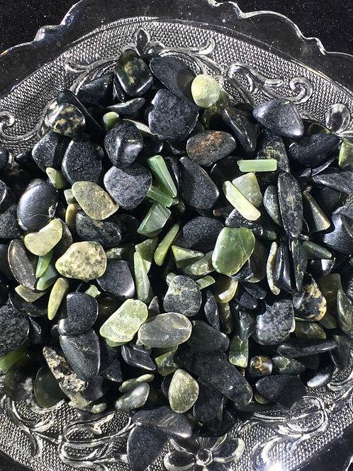 JADE - GREEN/BLACK