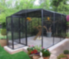 Walk in Bird Cage or Aviary.