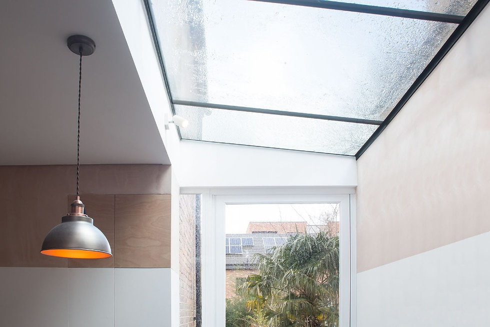 Contemporary Kitchen Extension London 4.