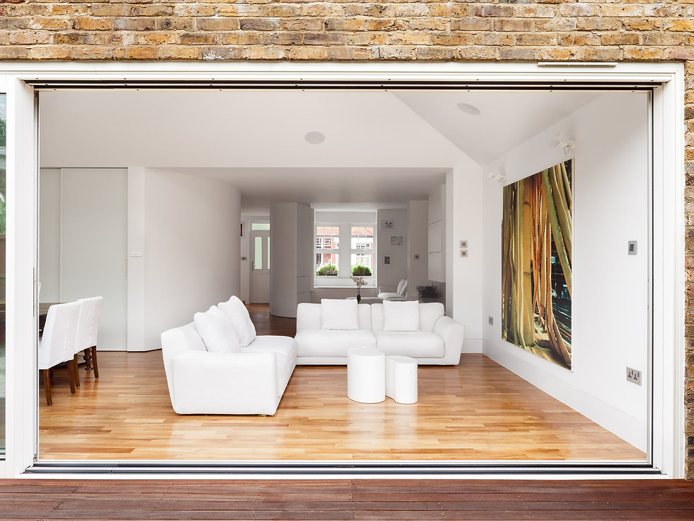 Richmond Contemporary Extension Boat and