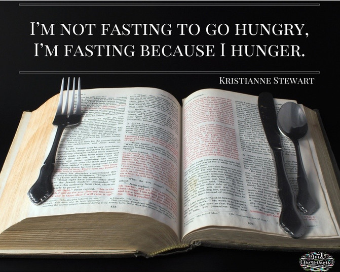 What Fasting for 18 Years Taught Me