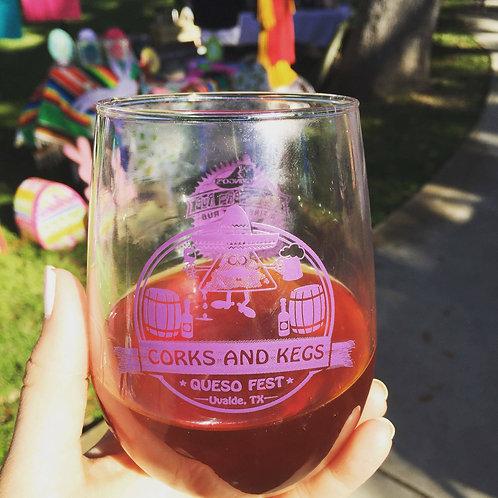 Wine Glass Sponsor