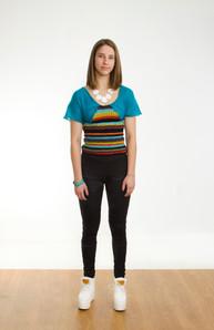 Knit Shirt and Leggings