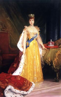 Queen Alexandra portrait