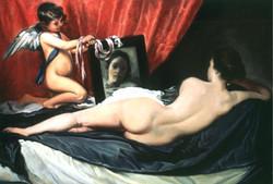 Velázquez painting