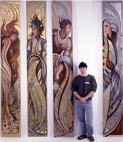 Mural panels