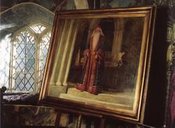 Dumbledore portrait - in set