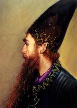 Dumbledore's chamber portrait