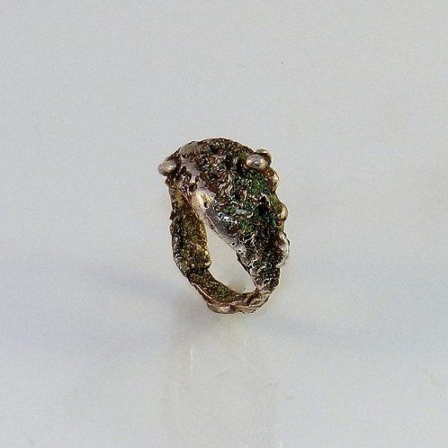 Grain Texture Ring