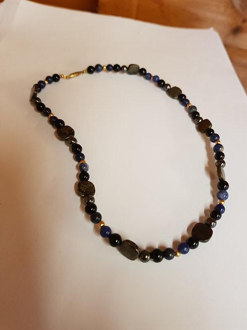 strung necklace