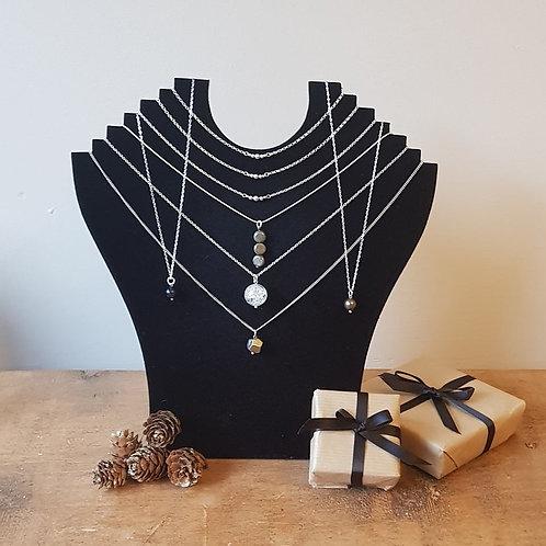 Semi-Precious Necklaces