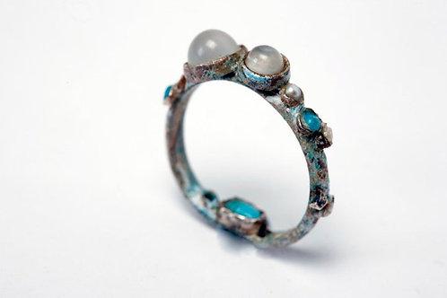 Turuoise Detail Ring