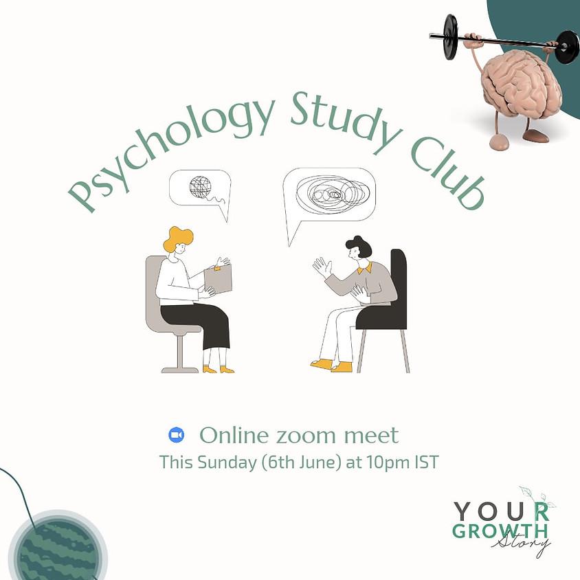 Psychology Study Club