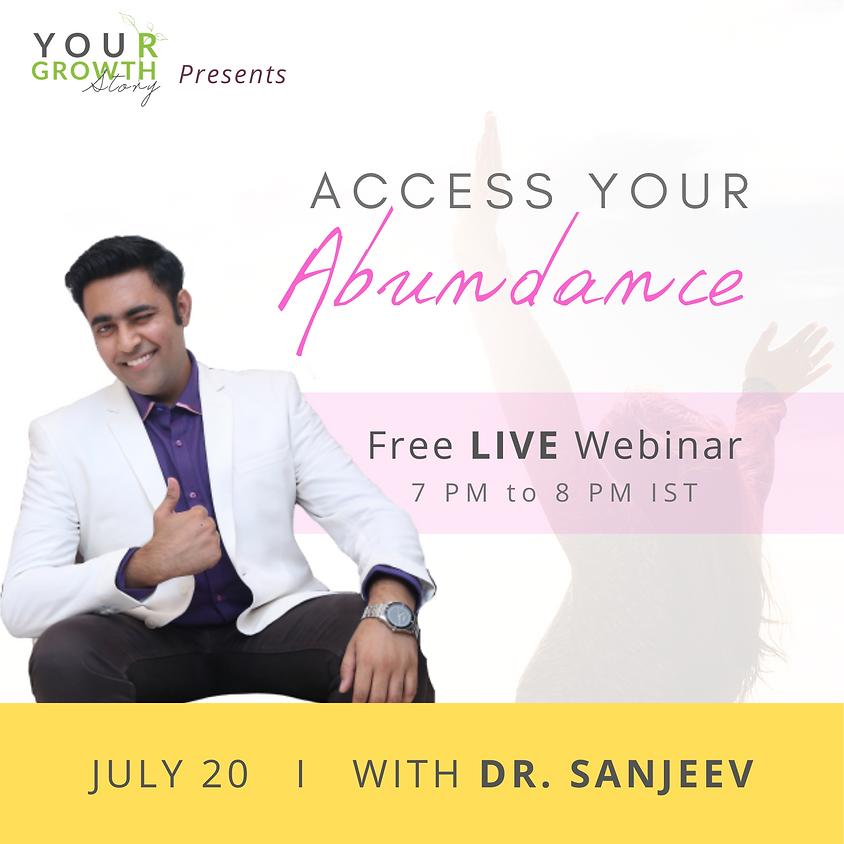 Access your Abundance