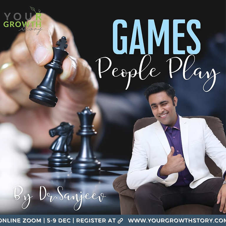 Games People Play Online Course