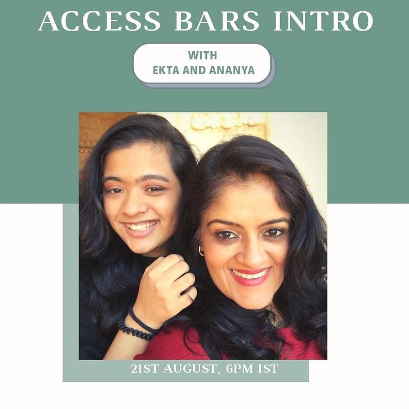 Access Bars Intro