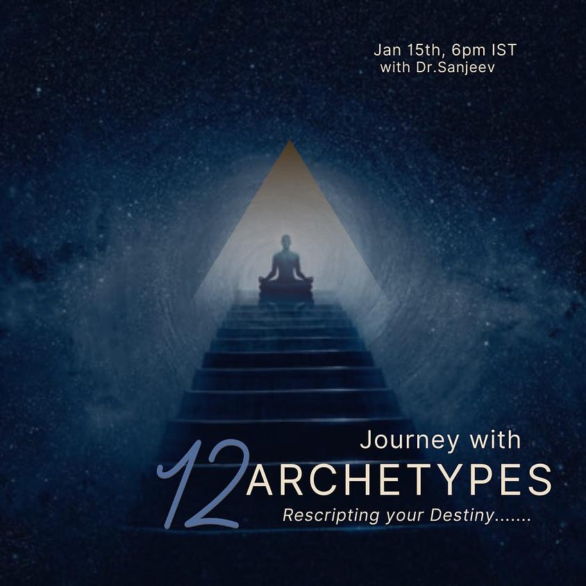 Journey with 12 Archetypes Intro