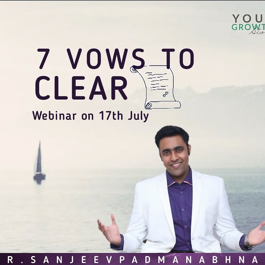 7 Vows to Clear