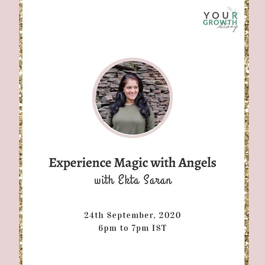 Experience Magic with Angels