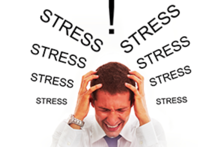 DON'T GET RID OF STRESS, GET BETTER AT IT!