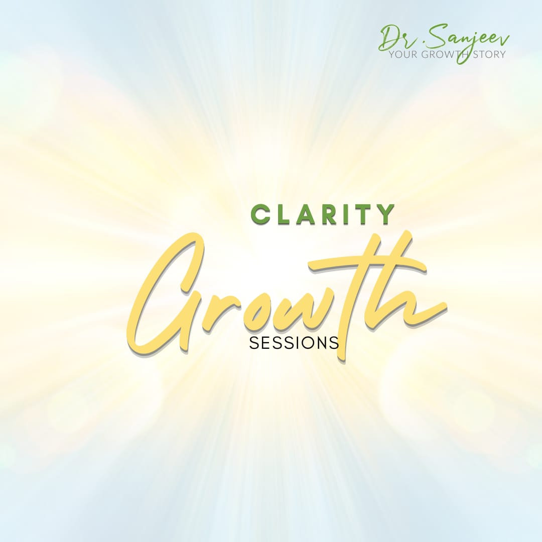 Clarity Growth Session