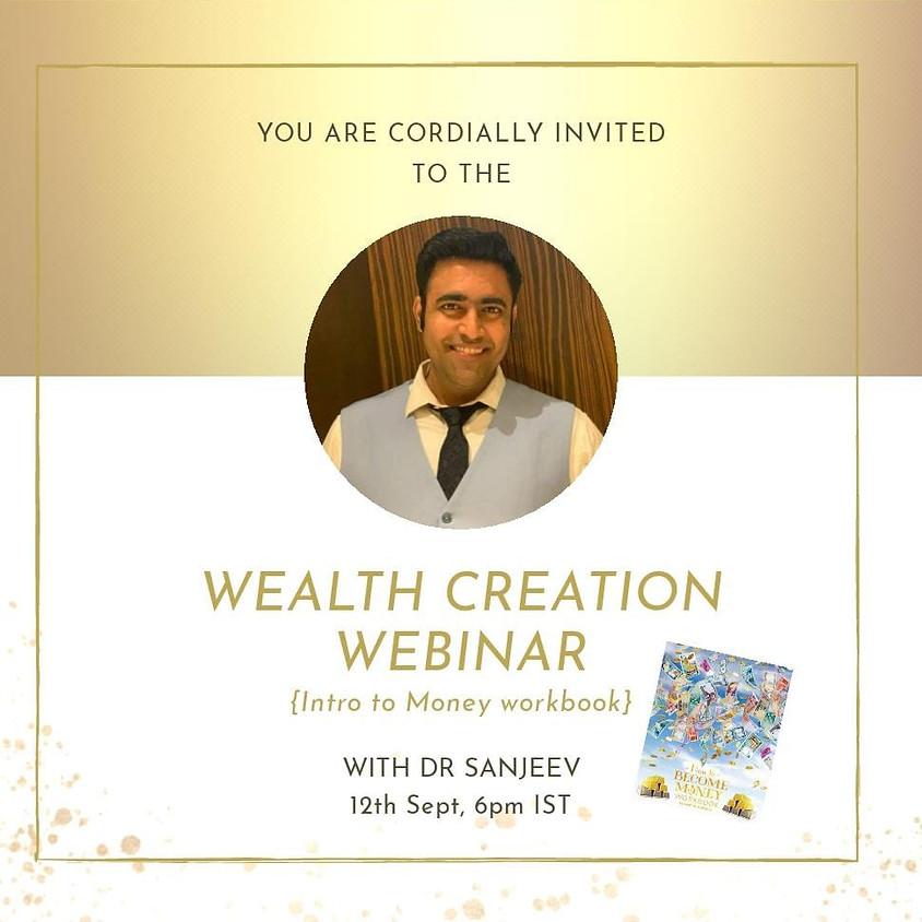 Wealth Creation Webinar