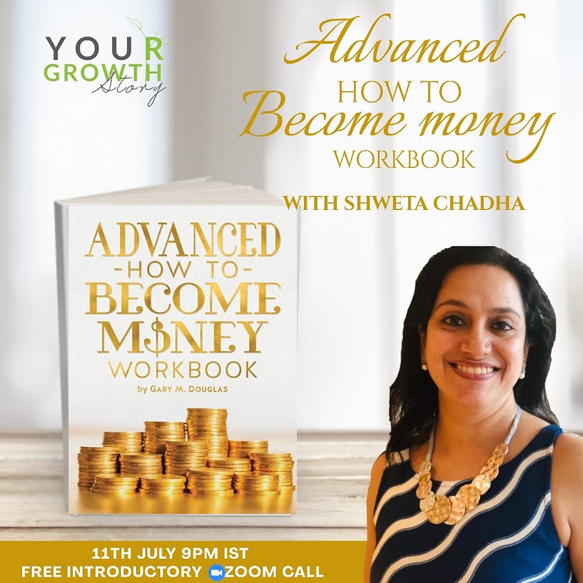 Advanced How to Become Money Workbook (Intro)