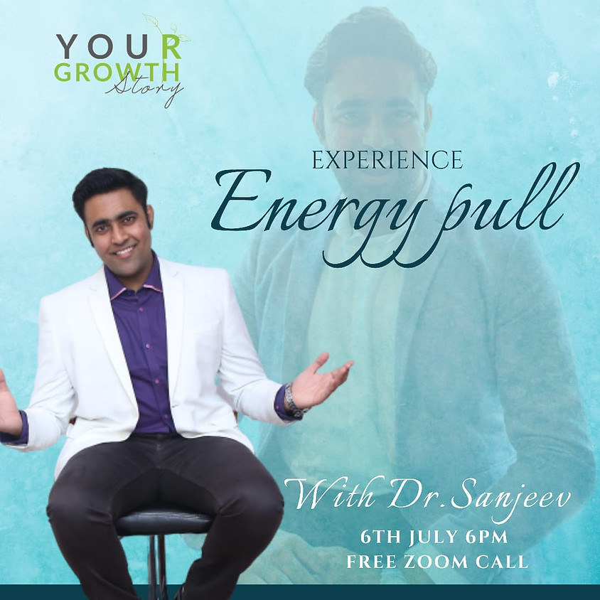 Experience Energy Pull