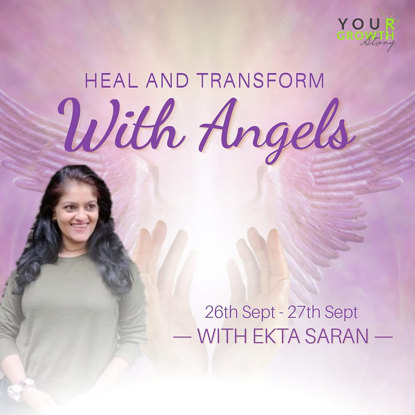 Heal and Transform with Angels