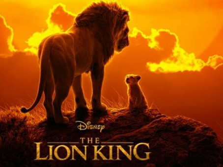 """Conscious Movie review 01 """"Lion King """""""