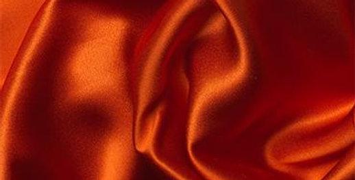 Burnt Orange 100% Silk Satin Slip