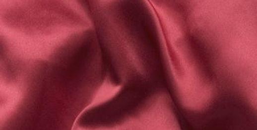 Burgundy 100% Silk Satin Slip