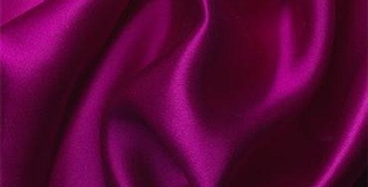 Cerise 100% Silk Satin Slip