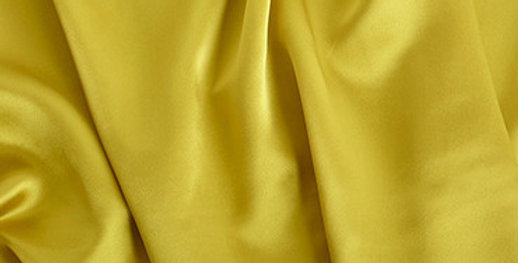 Mustard 100% Silk Satin Slip