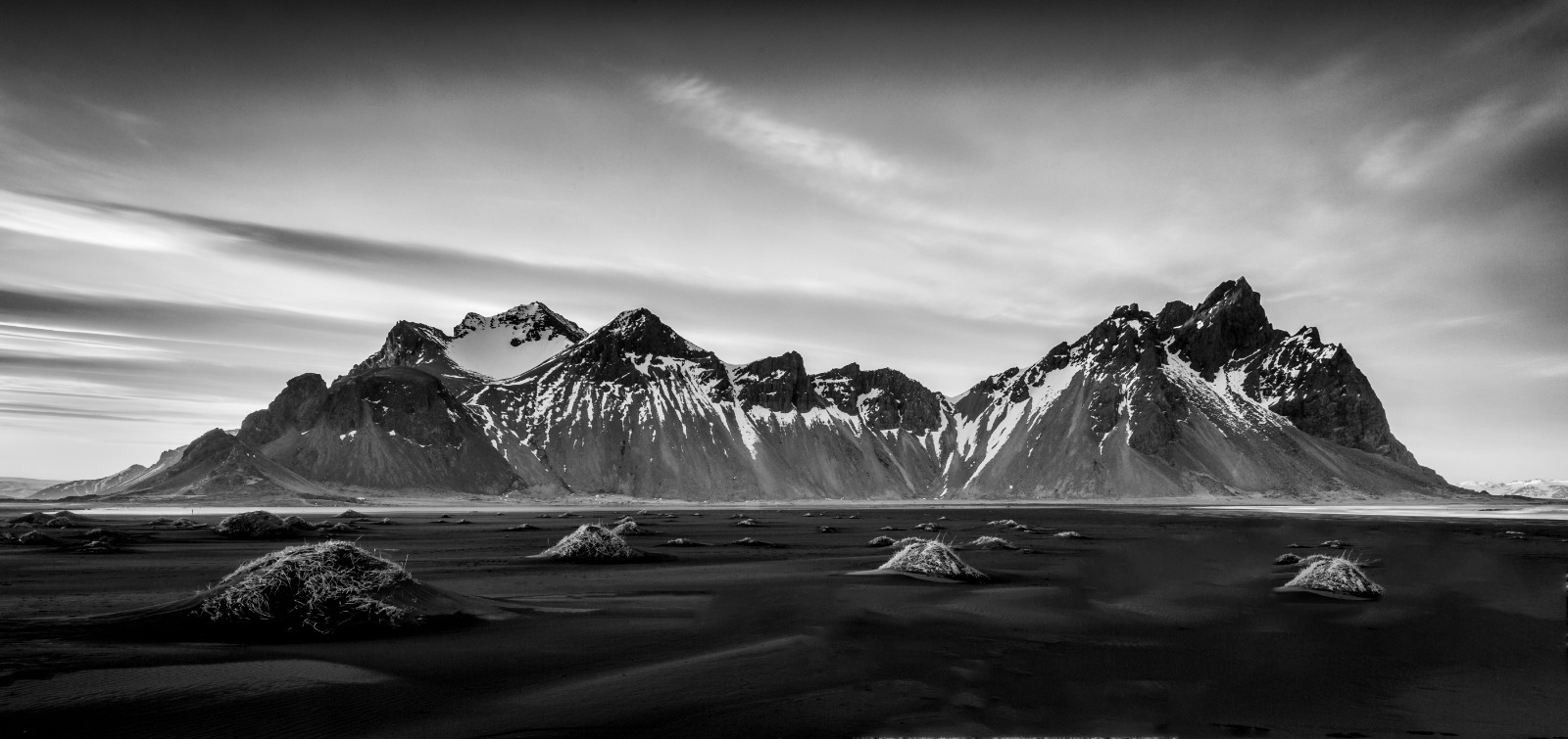 MONO - Stokksnes by Andy Coulter (11 marks)