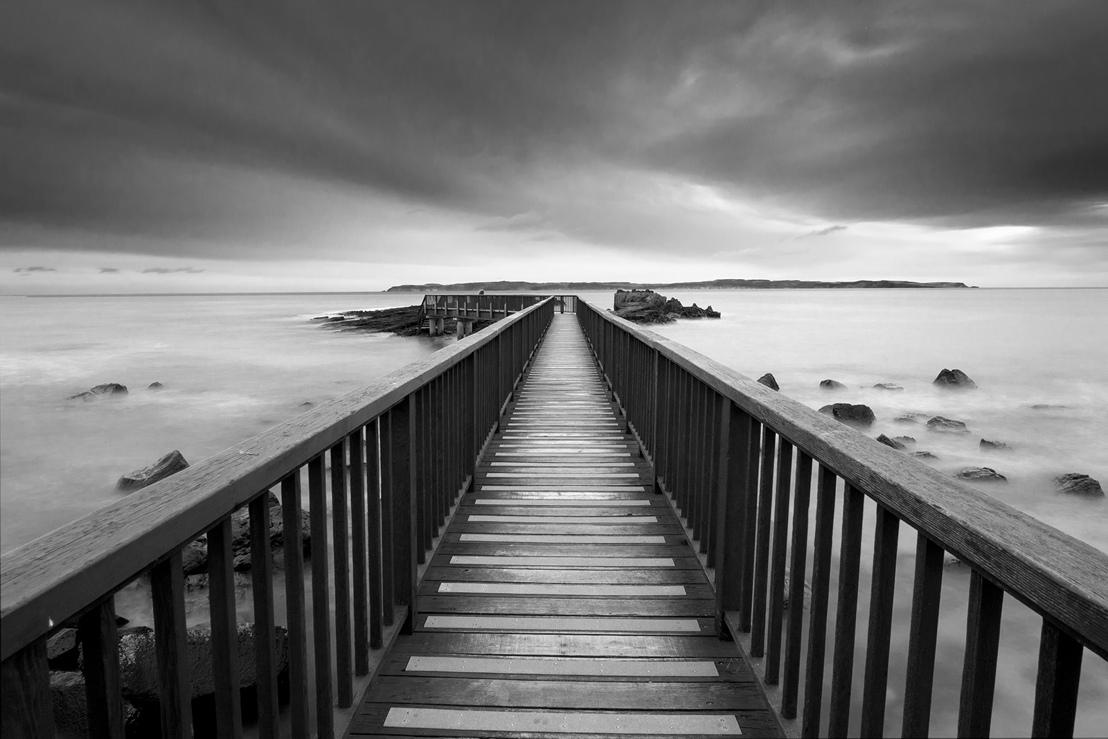 MONO - The_Bridge by Marie_McGovern (11 marks)