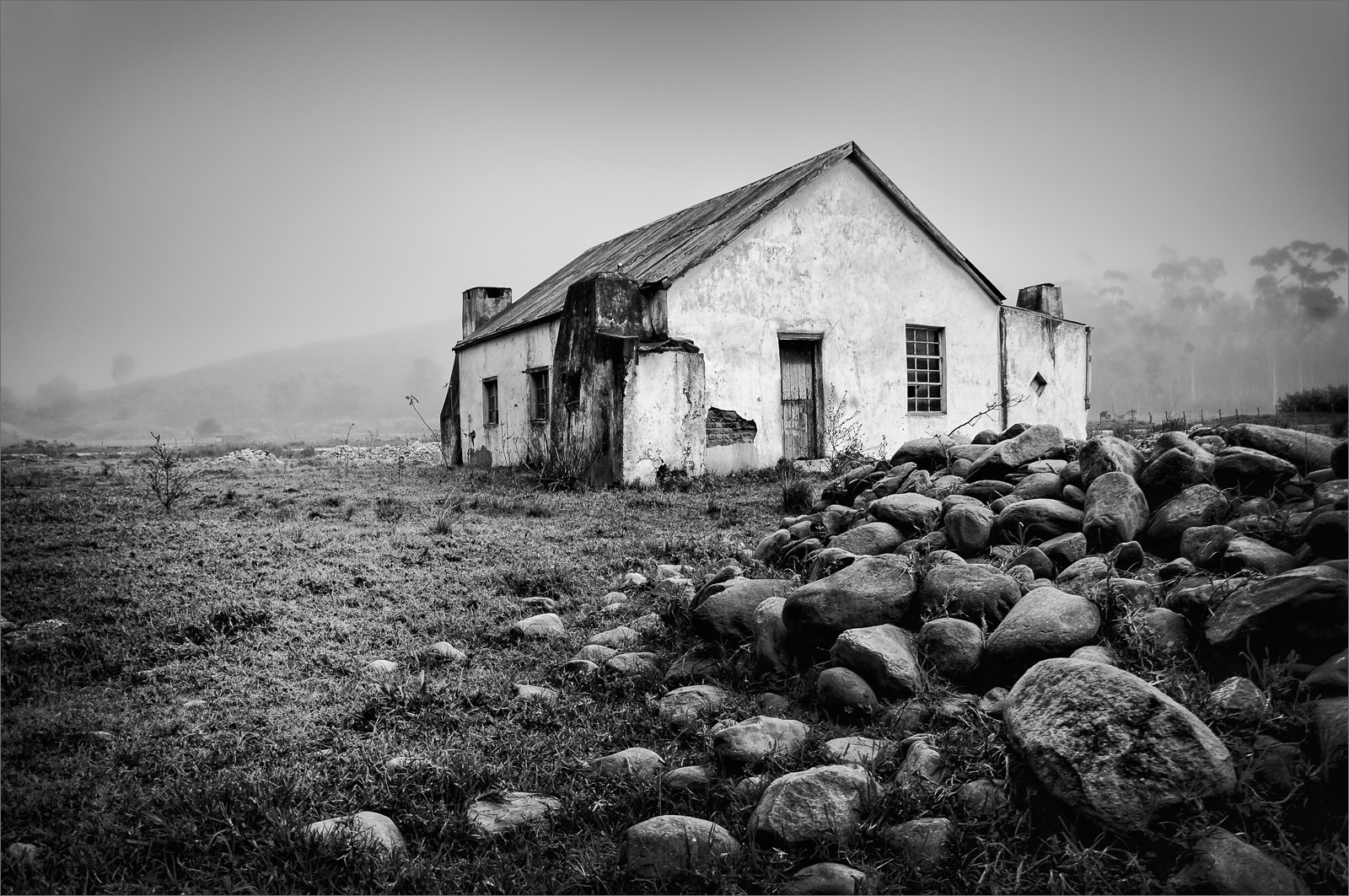 MONO - Forgotten_Home by Dave_Mullin (12 marks)