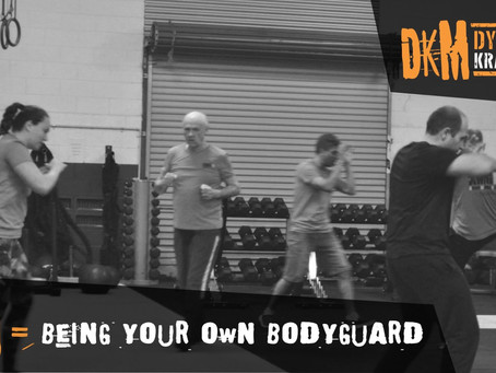 BYOB - Be Your Own Bodyguard