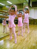 バレエ教室子供1