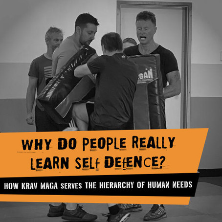 Why Do People Really Learn Self Defence?