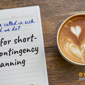 Stay Safe this Flu Season - Short Term Contingency Planning