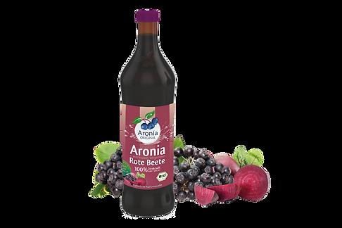 """משקה ארוניה +סלק אורגני 700 מ""""ל"""