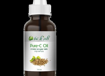 Pure-C שמן זרעי כוסברה
