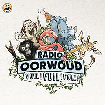 RADIO-OORWOUD-Vuil-Vuil-Vuil-coverbeeld-