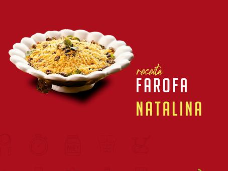 Farofa Natalina