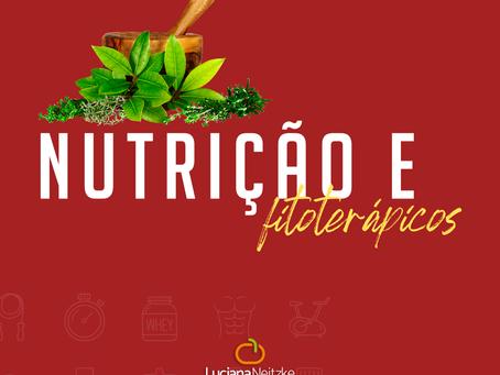 A relação da nutrição com os fitoterápicos