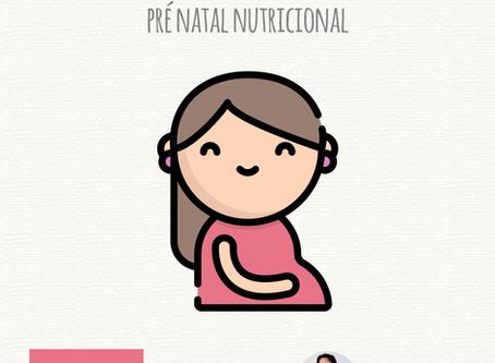 A (auto) suplementação e o pré natal nutricional. A decisão acertada